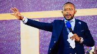 Isaac Owusu Bempah, Founder and Leader of Glorious Word Power Ministries International