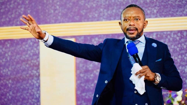 Reverend Isaac Owusu Bempah, Founder and leader, Glorious Word Power Ministry International