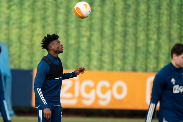 Mohammed Kudus' Ajax draw Young Boys in Europa League round of 16
