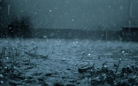 Rains are expected tomorrow in some regions