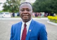 Pro Vice Chancellor of the University of Cape Coast, George Kwaku Toku