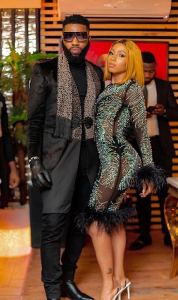 Jeremiah Ogbodo and Mercy Eke