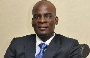 MP for Tamale South, Haruna Iddrisu