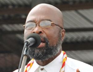 Dr Henry Herbert Lartey GCPP Ghana
