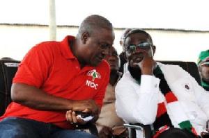 John Mahama With Atta Mills2