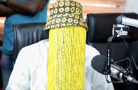Anas Aremeyaw Anas is an-awarding winning investigative journalist