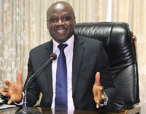 Mark Badu-Aboagye, CEO of the Ghana National Chamber of Commerce and Industry (GNCCI)