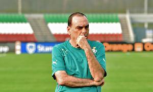 Avram Grant Ghana Coach Kit
