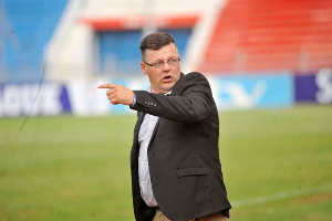 Minnaert wants to take over Hearts of Oak's vacant coaching position