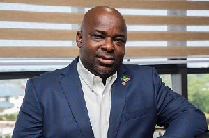 Michael Okyere Baafi has been nominated as Deputy Minister for Trade and Industry