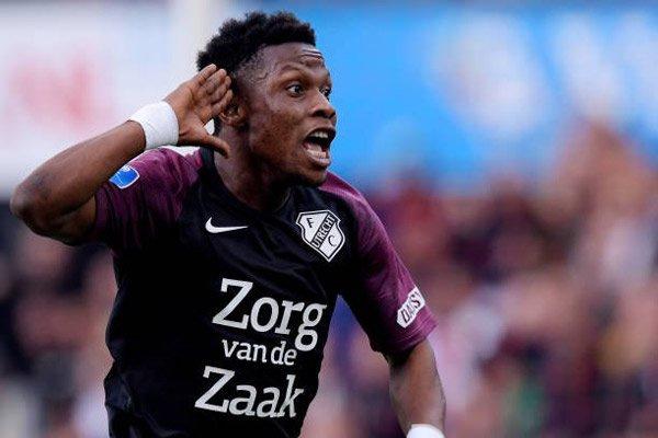 Issah Abass scores to send FC Utrecht to Dutch KNVB Cup quarterfinal