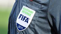 File photo - FIFA badge