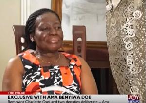 Ama Benyiwa Doe Joy TV 123