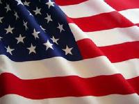 File photo: Flag of America