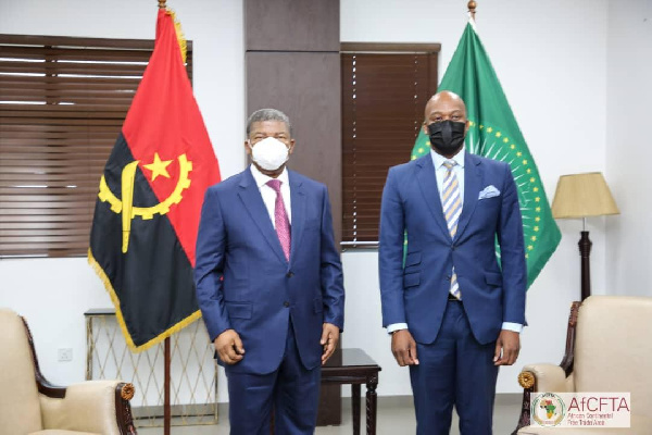Maiden AfCFTA-Angola business forum held in Accra