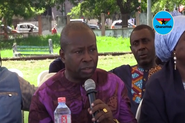 Ghanaians urged to treat locals 'properly' as they treat foreigners