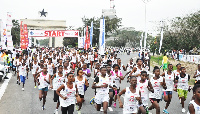 The Pre Millennium Marathon has been designed to encourage more people to participate