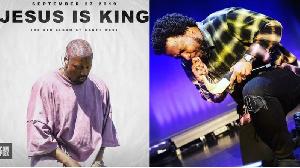 Kanye West and Sonnie Badu    Source: Instagram/Sonnie Badu