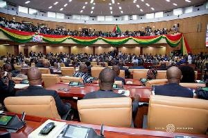 Parliament House, Ghana