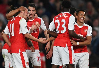 Arsenal will be hoping to close the gap with Burnley when they come up against West Brom