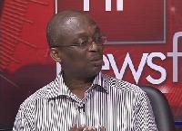 Editor-in-Chief of the New Crusading Guide Newspaper, Abdul Malik Kwaku Baako