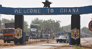 Land borders have been closed since Ghana recorded its first case of coronavirus