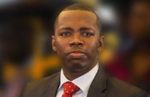 Derek Laryea, Head of Research and Communications, Ghana Chamber of Telecommunications
