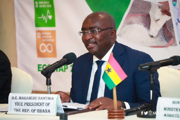 ECOWAS must build synergies to achieve food security - Veep