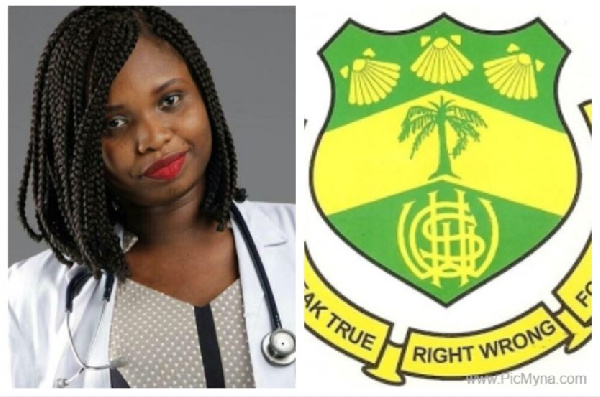 Fathia Ayodele Kareem was a former student of Wesley Girls High School