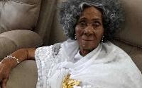 The mother of the former president celebrated her 101st birthday on September 9, 2020