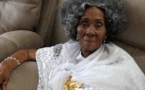 The mother of the former president celebrated her 101st birthday on September 9, 2020