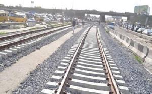 File photo: Railway lines