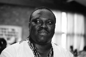 Dr Ebo Turkson,Senior Lecturer, Economics Department of the University of Ghana