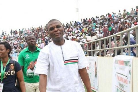 National Organiser of the NDC, Kofi Adams