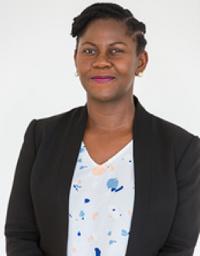 Deputy Managing Director of NDK Financial Services, Mrs. Kuorkor Ayisa