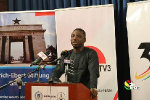 Dr Alidu Seidu is a Senior Political Science Lecturer at the University of Ghana
