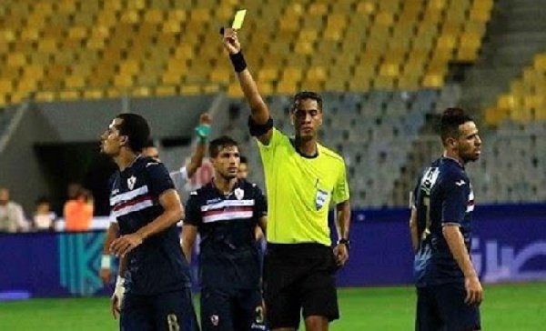 2022 World Cup qualifier: Egyptian referee Mohammed Amin to officiate Zimbabwe vs Ghana game