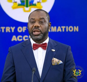 Minister for Energy, Dr. Matthew Opoku Prempeh