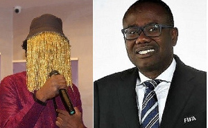 Anas Aremeyaw Anas, Investigative Journalist and Kwesi Nyantakyi