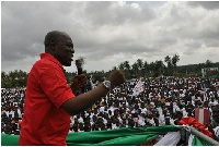 Vice president Paa Kwesi Amissah-Arthur