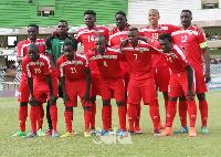 Kenya defeated Ghana in the first leg