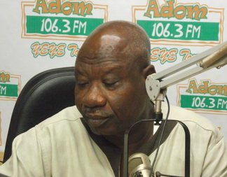 Central Regional Chairman of the NDC, Allotey Jacobs
