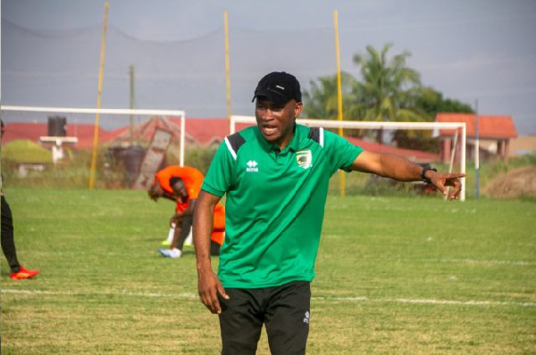We have quality to challenge Hearts of Oak for GPL trophy – New Asante Kotoko coach