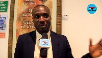 Head of Corporate Affairs of Groupe Ndoum, Frank Owosu-Ofori
