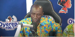 Baba Solomon says his wife agreed to pay the gang of four an amount of GHC40,000