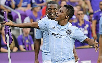 Latif Blessing is flying high in the MLS