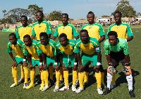 Ebusua Dwarfs players