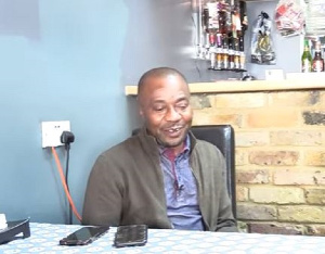 London-based Ghanaian, Nana Kwadwo Asaw