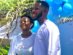 Aaron Adatsi explains why he became a father