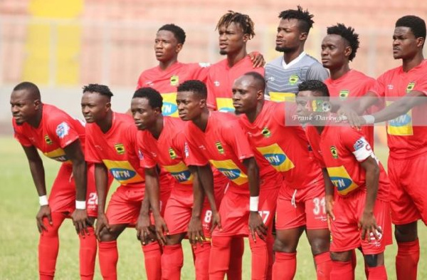 Asante Kotoko set to offer Justice Blay, Anim Cudjoe permanent deals